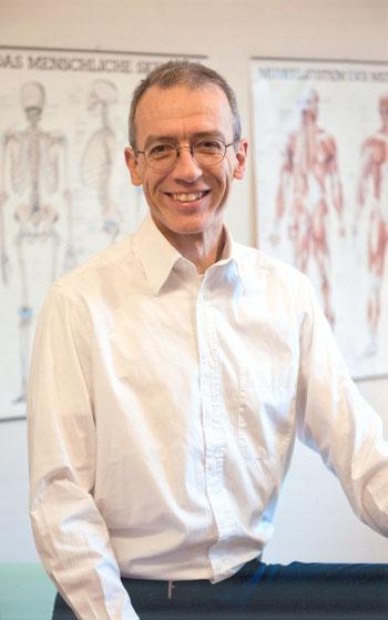 Karfried Kessler in Heilpraxis